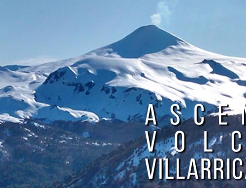 Ascenso Villarrica Sur