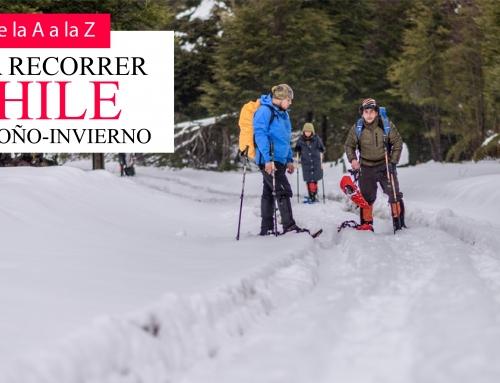 El Mercurio – De la A a la Z para Recorrer Chile en Otoño/Invierno