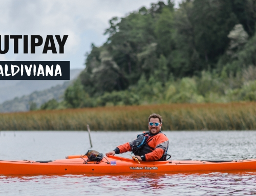 Kayaking Río Cutipay