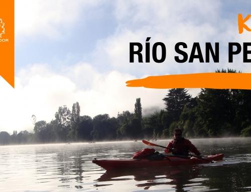 Kayak Río San Pedro