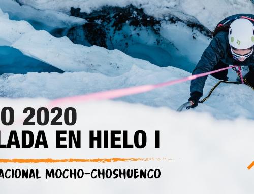 CURSO ESCALADA EN HIELO I – 2020