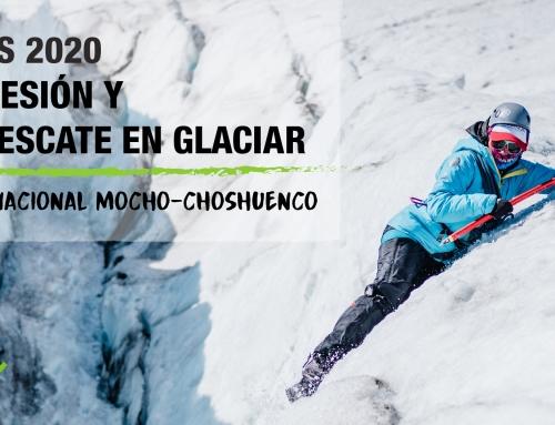 Curso de Progresión y auto-rescate en Glaciar