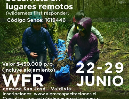 Curso WFR – 22 al 29 Junio 2019