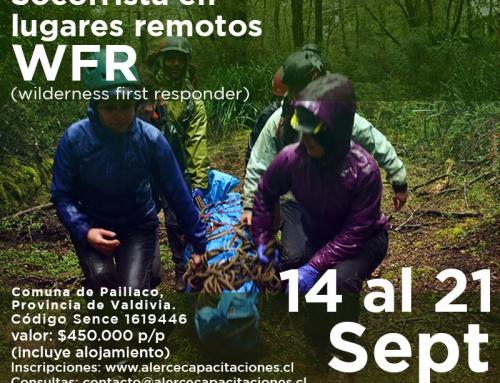 Curso WFR – 14 al 21 Septiembre 2019