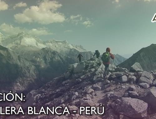 Expedición Cordillera Blanca de Perú