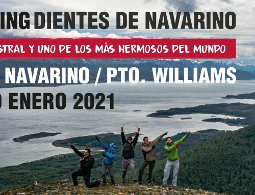 Trekking Dientes de Navarino