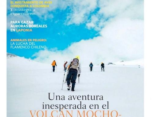 Una aventura inesperada en el volcán Mocho-choshuenco – DOMINGO EL MERCURIO