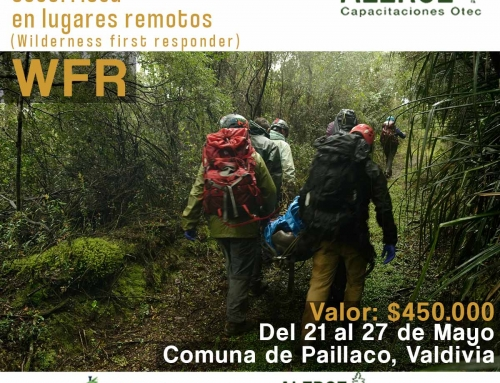 WFR – Wilderness First Responder